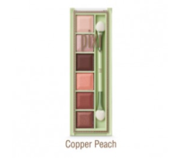 Copper Peach Mesmerizing Mineral Palette